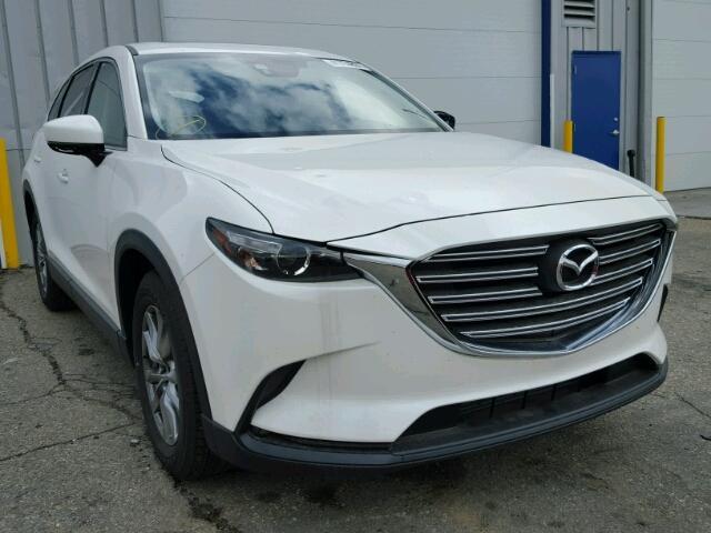 Mazda Salvage Yard