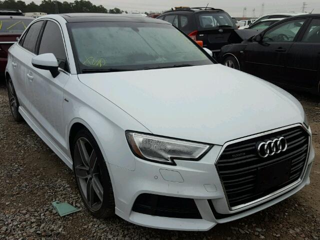 Audi Scrapyard