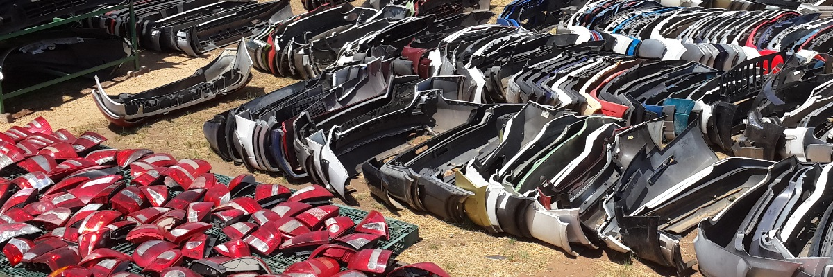Buying Used Car Parts from Wrecking Yard in Melbourne