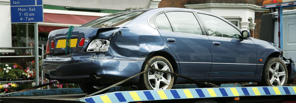 Subaru Scrap Yard